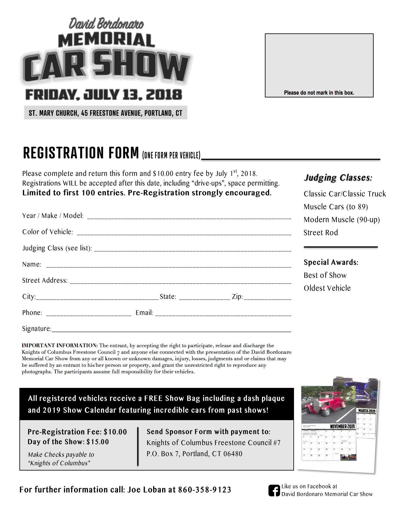 SAAC - Calendar of Selected Upcoming Shoreline-Area Antique Auto Events