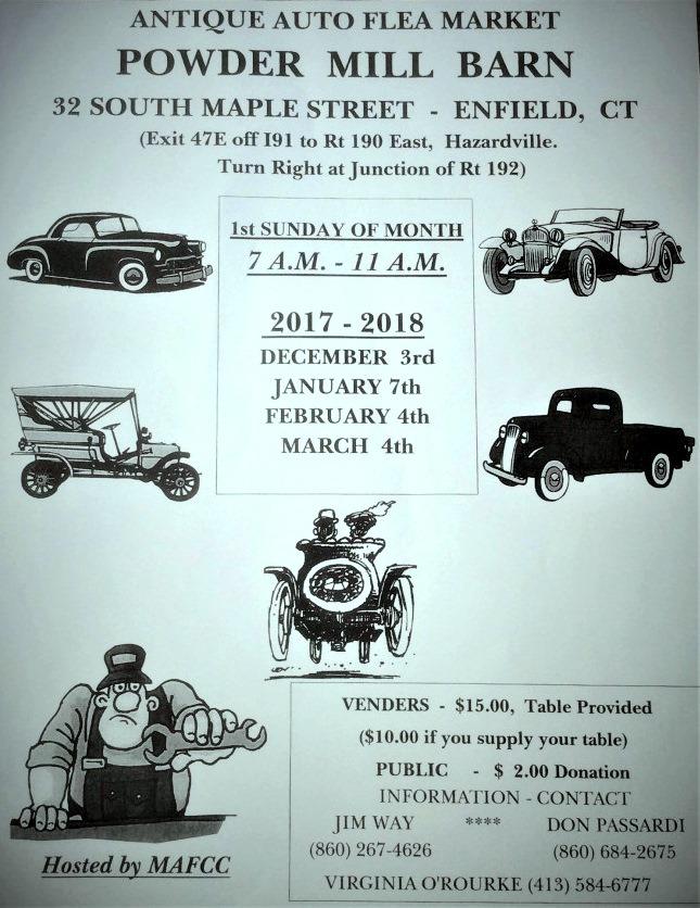 Milford Ma Lions Club Car Show